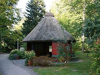 Im Botanischen Garten von Greifswald. © Axt