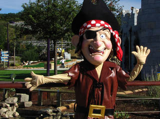 Pirate Cove Adventure Park © Pirate Cove Adventure Park