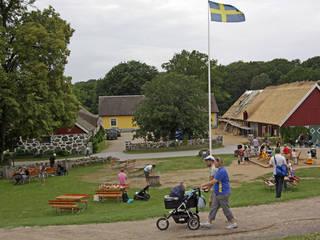 Der Tierpark für die ganze Familie - Skånes Djurpark Höör © Giåm