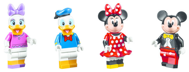 © LEGO, Disney