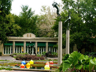 Missouri Botanical Garden Garten In St Louis