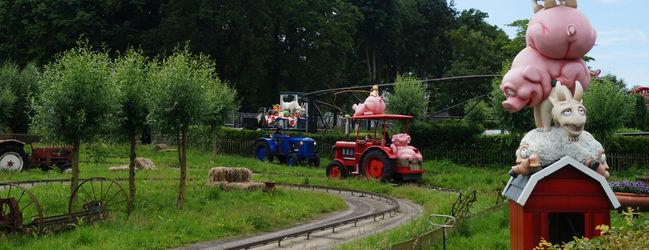 Familienpark Drievliet in Den Haag, Niederlande