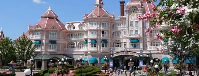 Disneyland Park © Mike