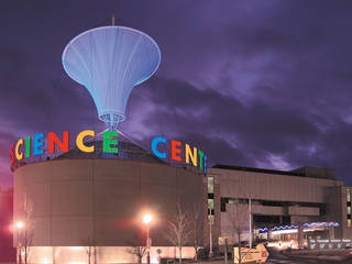 Carnegie Science Center © Carnegie Science Center